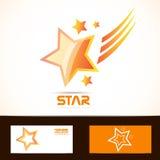 Star logo Stock Photo