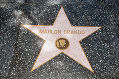 The  star of  Marlon Brando Stock Photo