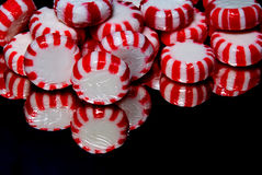 Star Mints Royalty Free Stock Photography