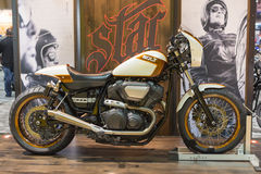Star Motorcycles Bolt Stock Image