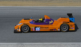 8Star Motorsports Chevy Oreca FLM09 Fotografia de Stock