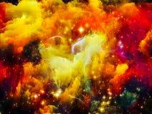 Star Nebula Royalty Free Stock Image