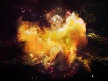 Star Nebula Stock Images