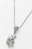 Star necklace Royalty Free Stock Photos