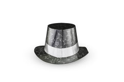 Star  party hat isolated Royalty Free Stock Photography