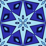 Star pattern Royalty Free Stock Photography
