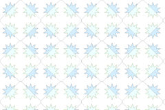 Star Pattern Background Royalty Free Stock Image