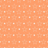Star pattern, Star background. Star art. Vector illustration  Stock Image