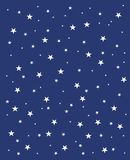 Star pattern background Stock Images