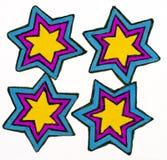Star pattern. Stock Photos