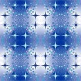 Star pattern  Stock Image