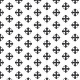 Star Pattern With Grey Color Stock Image