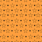 Star pattern, Star background. Star art. Vector illustration, ep Stock Image