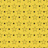 Star pattern, Star background. Star art. Vector illustration, ep Stock Photos