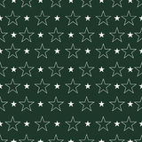 Star pattern, Star background. Star art. Vector illustration Stock Photography