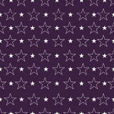 Star pattern, Star background. Star art. Vector illustration Royalty Free Stock Image