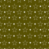 Star pattern, Star background. Star art. Vector illustration Royalty Free Stock Images