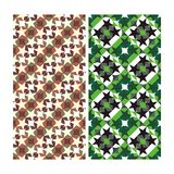 Star pattern stock photography