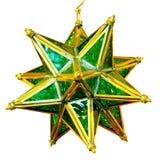 Star pendant Stock Image