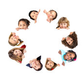 Star people Royalty Free Stock Image