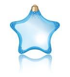 Star perfume bottle Stock Images