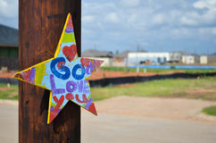 Star Project - Moore, OK stock image