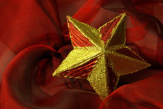 Star on red Stock Images