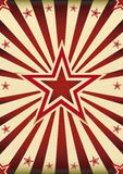 Star retro background Stock Photo