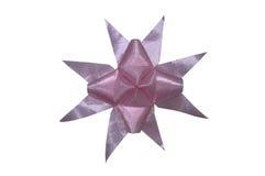 Star Ribbon Stock Photography