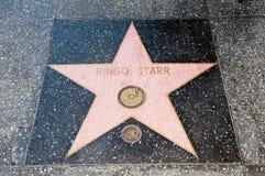 The  star of  Ringo Starr Stock Photo