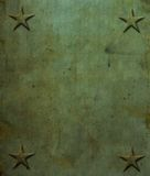 Star Rivets Grunge Background Royalty Free Stock Image