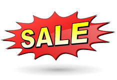 Star sale icon Stock Photography