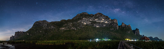Star from Sam Roi Yod National Park Stock Photography