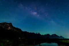 Star from Sam Roi Yod National Park Stock Image
