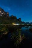 Star from Sam Roi Yod National Park Stock Photo