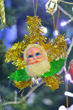 Star santa claus Stock Photo