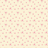 Star seamless background. Holiday pattern Royalty Free Stock Photography