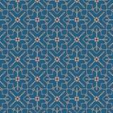 Star seamless pattern Stock Photos