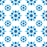 Star seamless pattern Royalty Free Stock Image