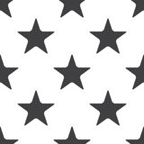 Star,  seamless pattern Royalty Free Stock Photos
