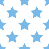 Star seamless pattern Stock Images