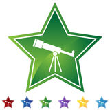 Star Set - Telescope Stock Photos
