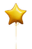 Star Shape Balloon royalty free stock photography