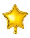 star shaped balloon Royalty Free Stock Photos