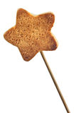 Star shaped cookie Stock Photo