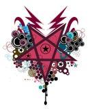 Star Shield stock illustration