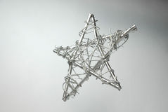 Star Silver Royalty Free Stock Photos