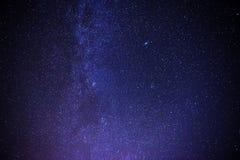 Star sky background Stock Image