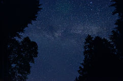 Star sky Royalty Free Stock Images