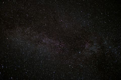 Star sky at night , milky way space background. Star sky at night - milky way space background Royalty Free Stock Image